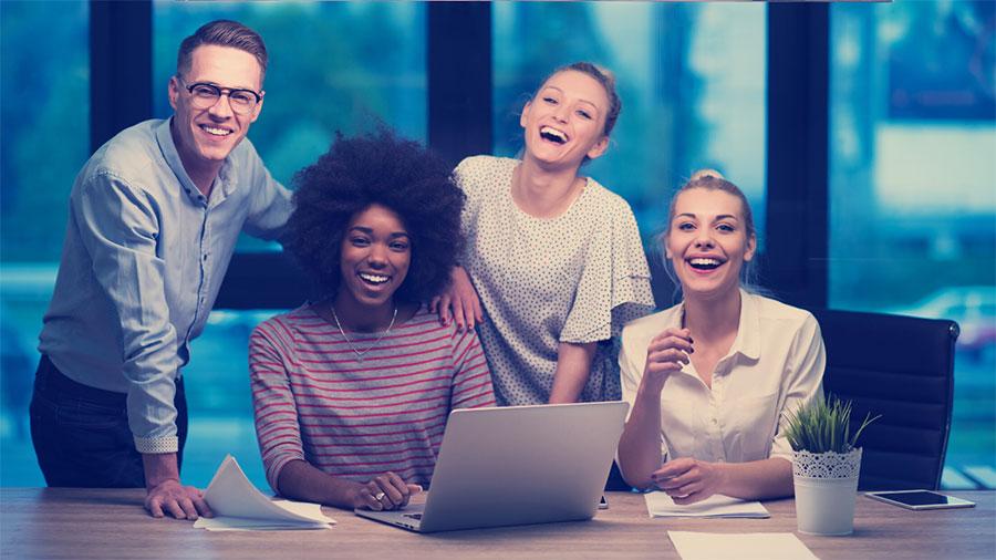 Virtual Office fun