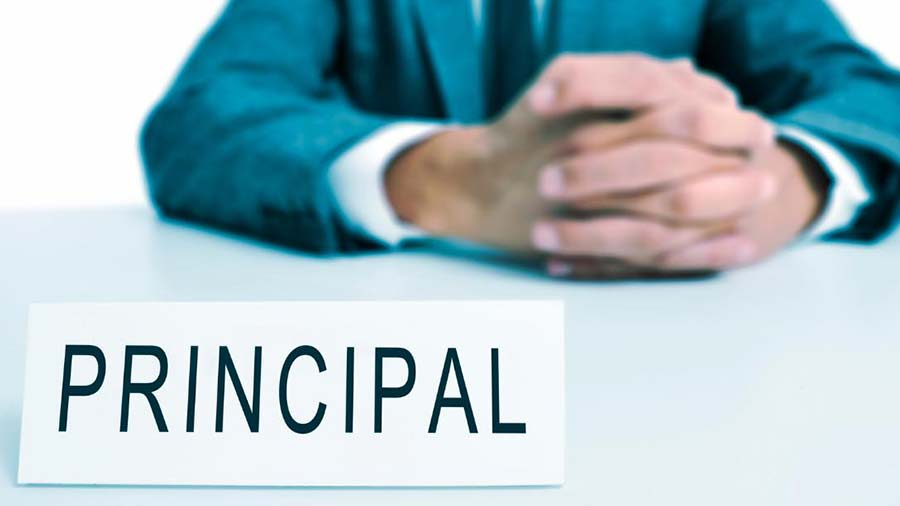 What is the role of a Principal's Leadership Coach
