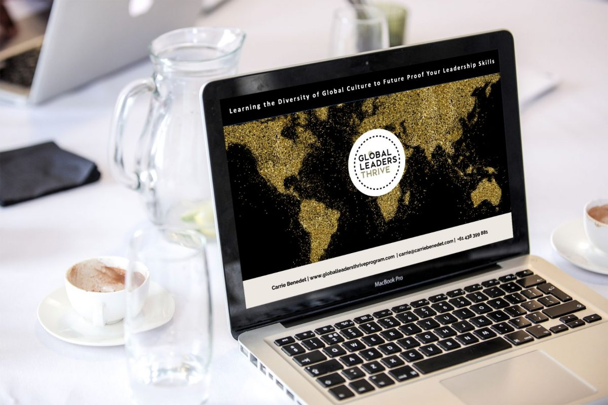 online masterclass for leaders